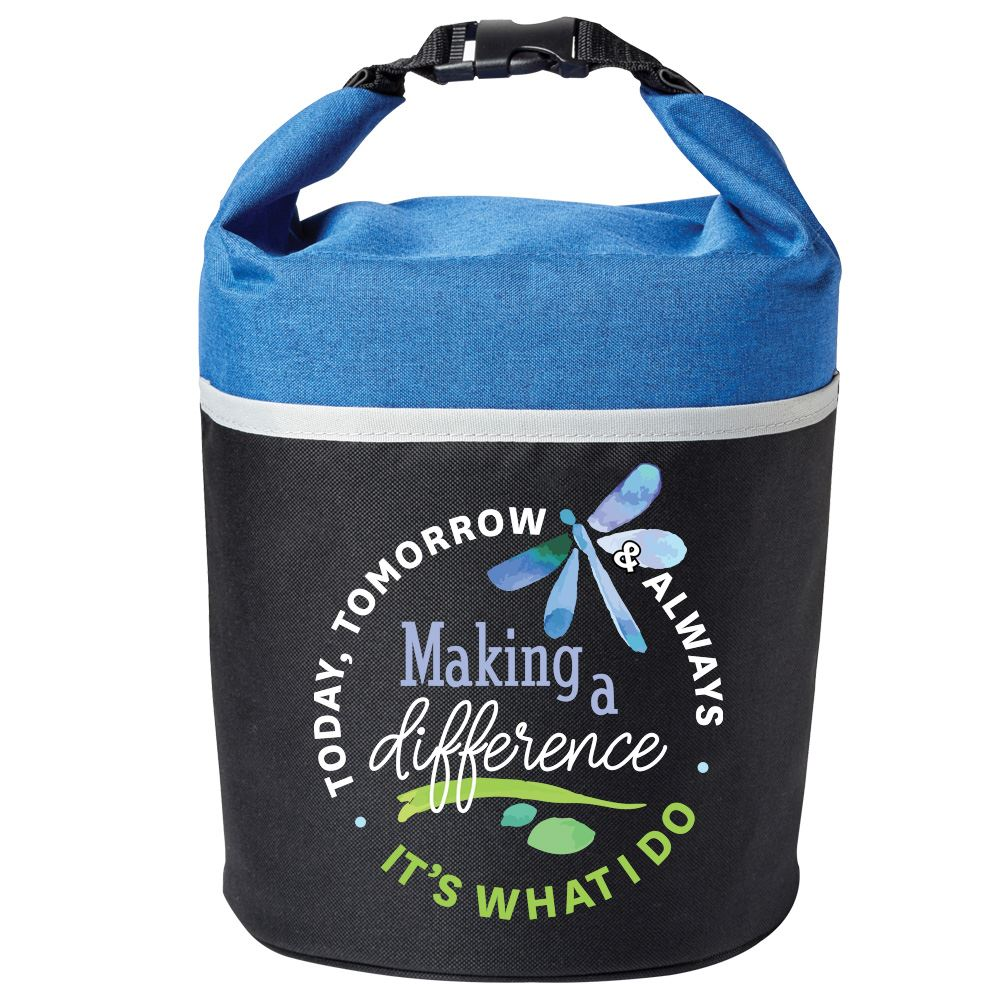 Making A Difference Today, Tomorrow & Always, It's What I Do Bellmore Cooler Lunch Bag