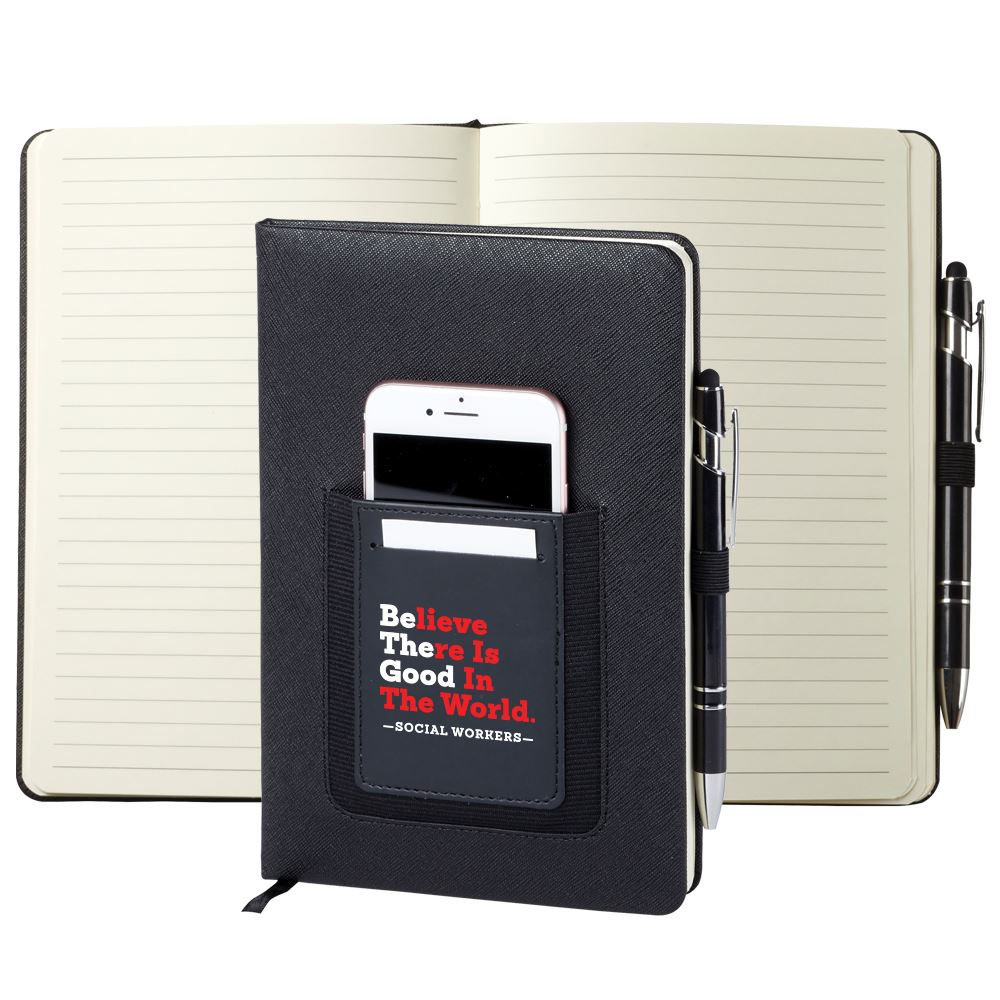 Be The Good Northfield Phone Pocket Journal