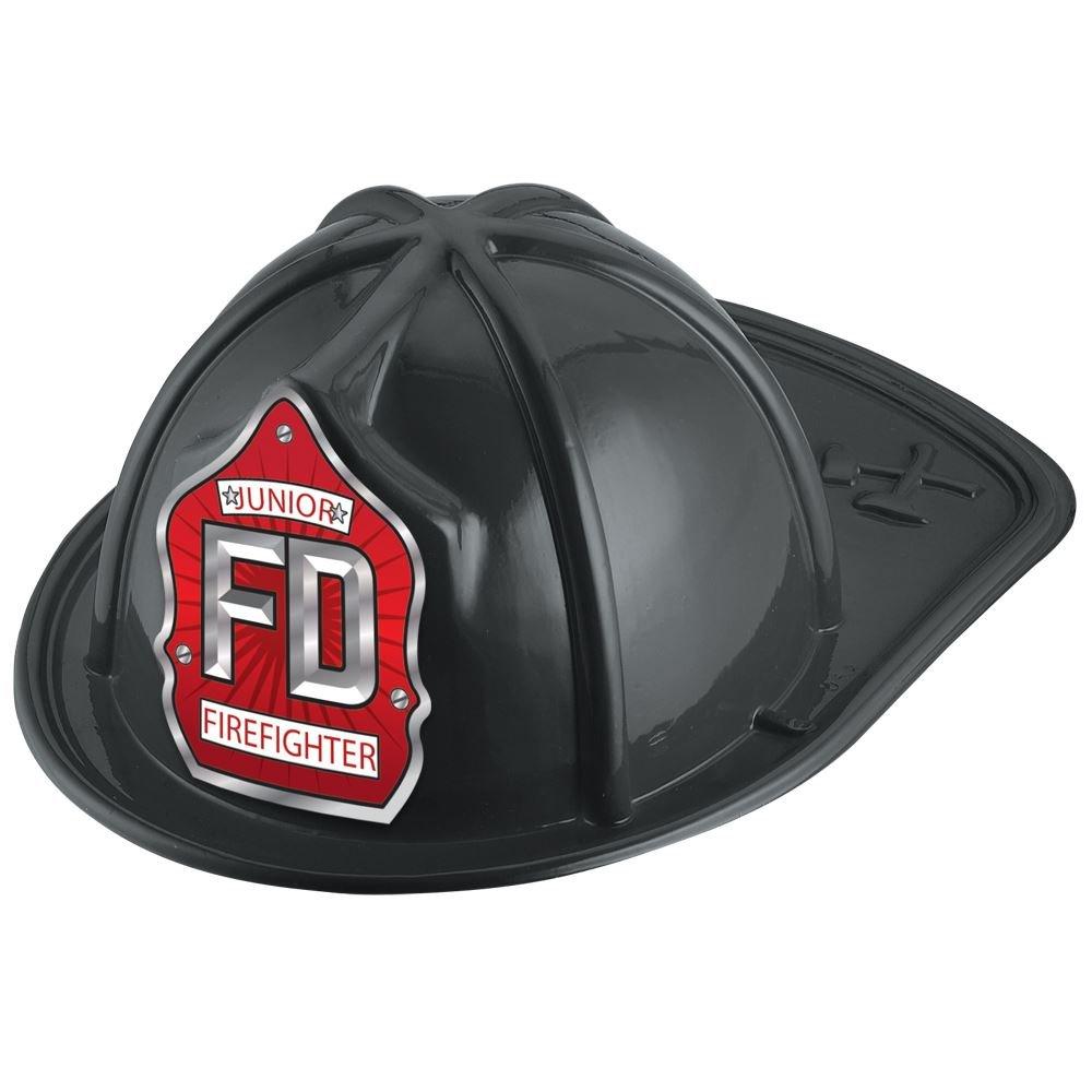 FD Junior Firefighter Hat (Black)