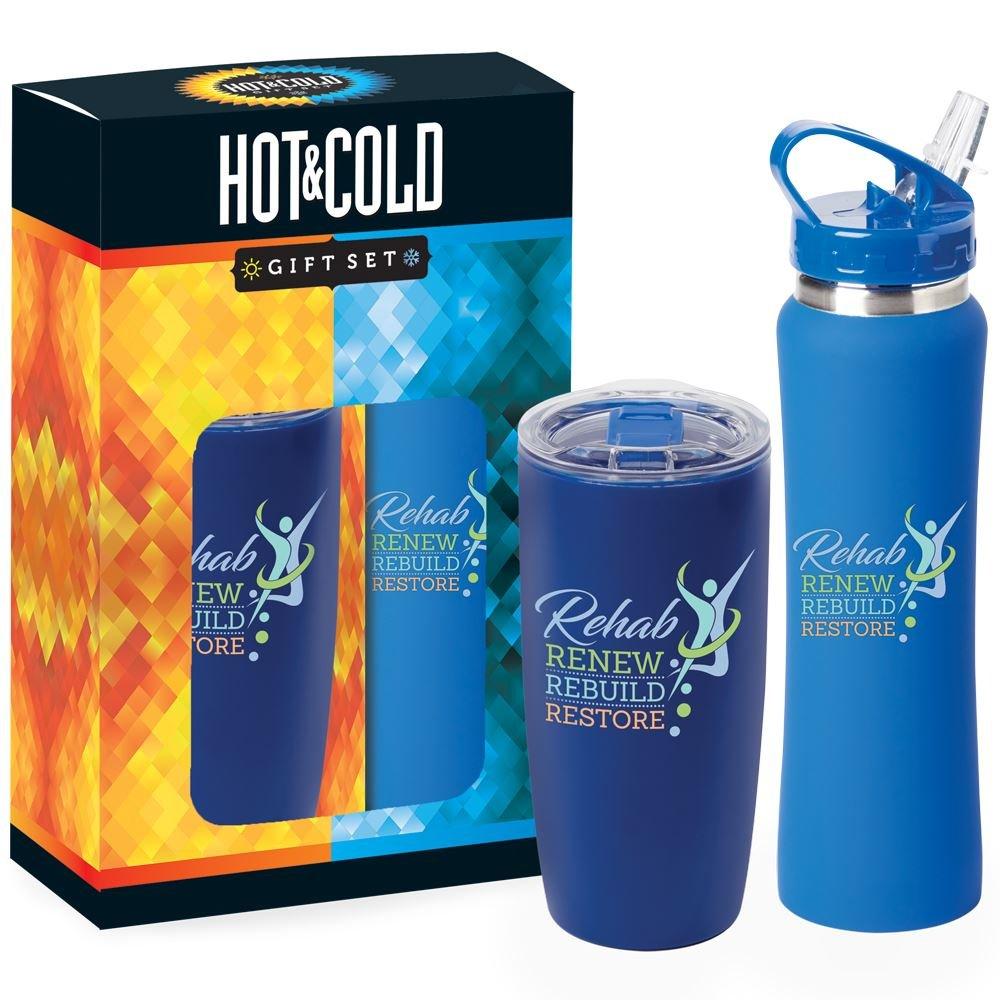 Rehab: Renew, Rebuild, Restore Hot & Cold Beverage Gift Set