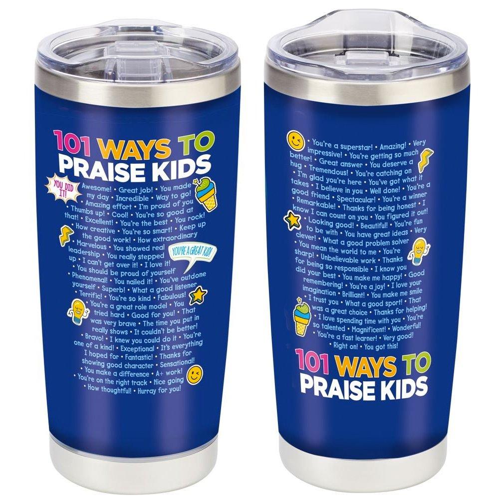 Ways To Praise Kids Full-Color Tumbler 20-Oz.
