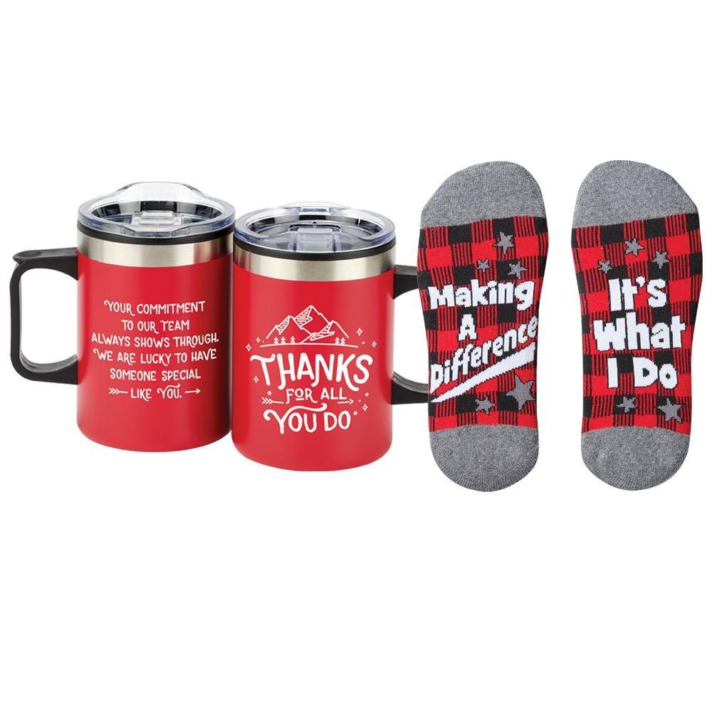 Sonoma Mug & Socks Gift Set