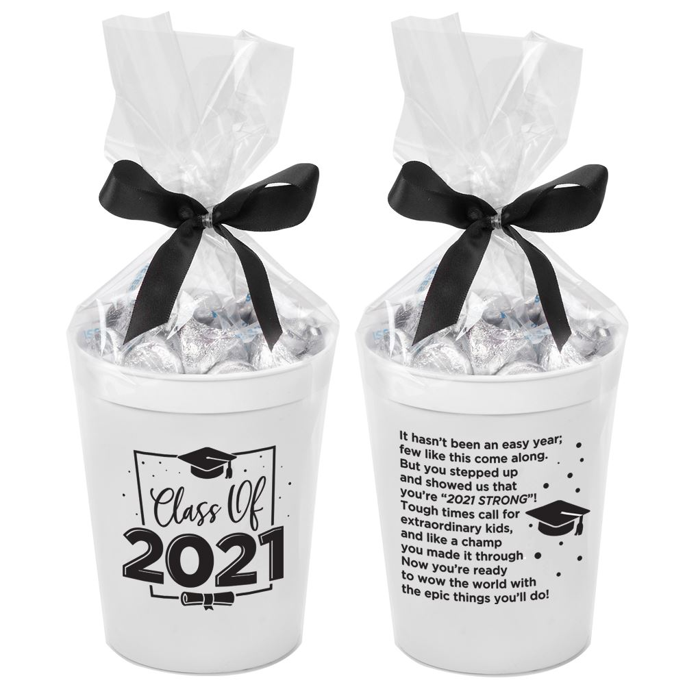 Class Of 2021 Stadium Cup With Hershey's® Kisses®