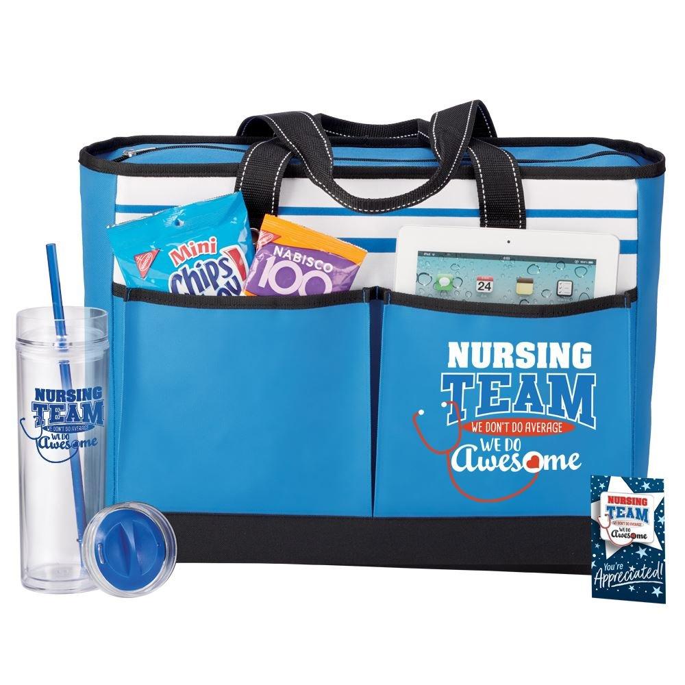 Nursing Team: We Don't Do Average, We Do Awesome Combo Gift Trio