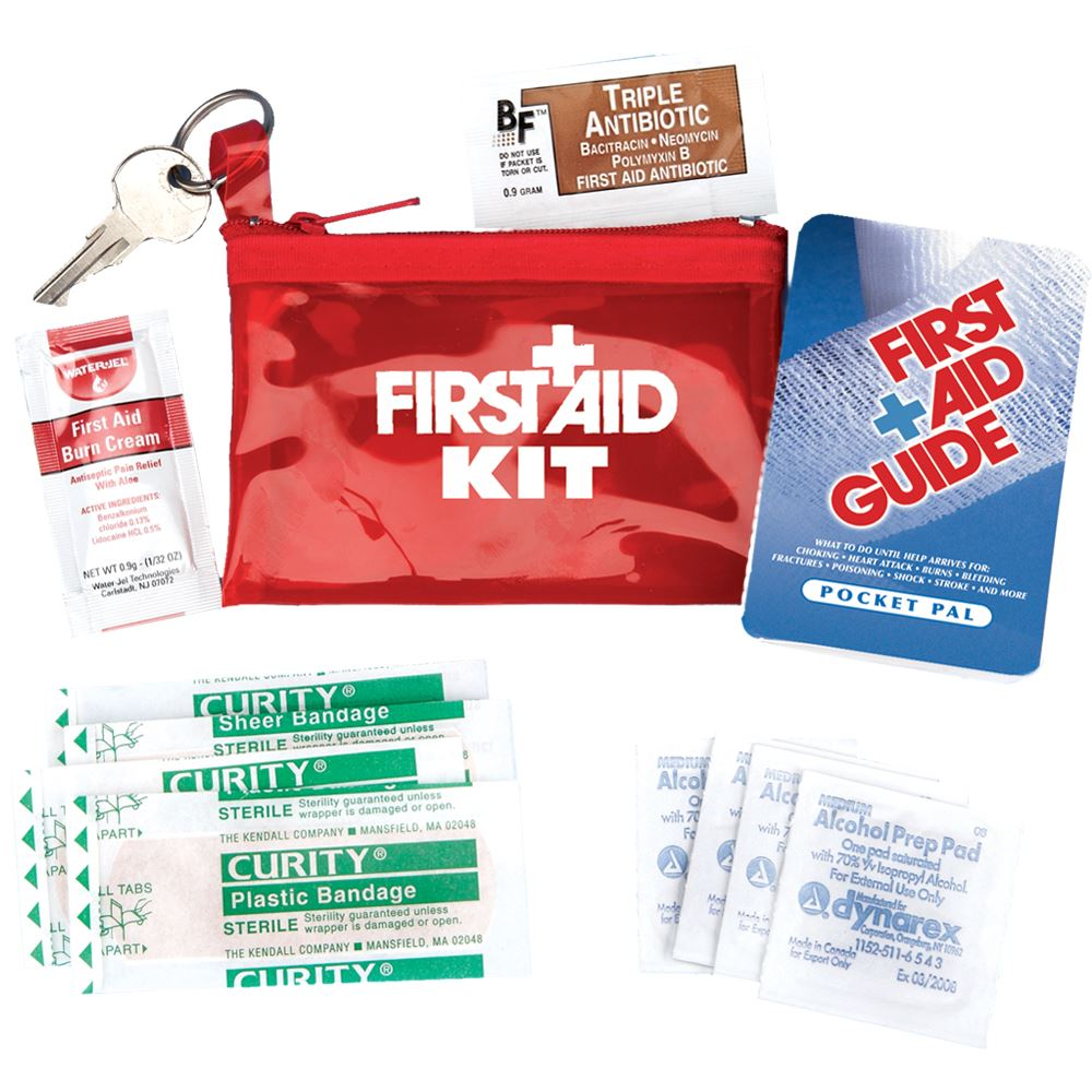 Travel First Aid Kit - Personalization Available