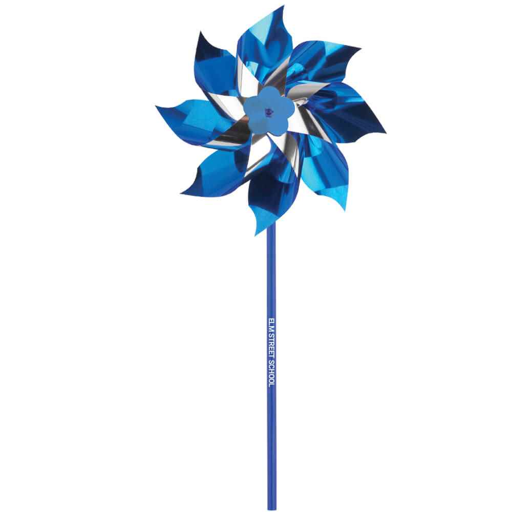 Mylar Pinwheel - Personalization Available