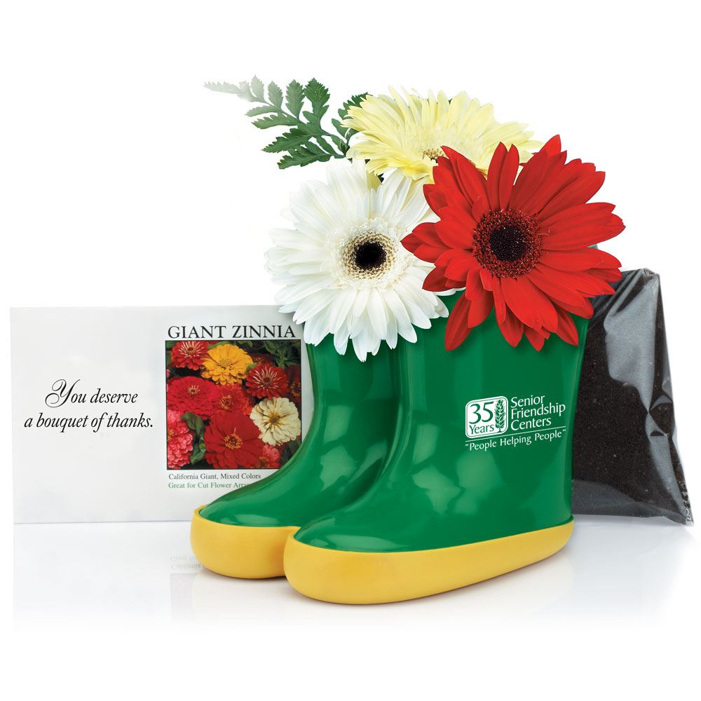Puddle Jumper Planter/Caddy - Personalization Available