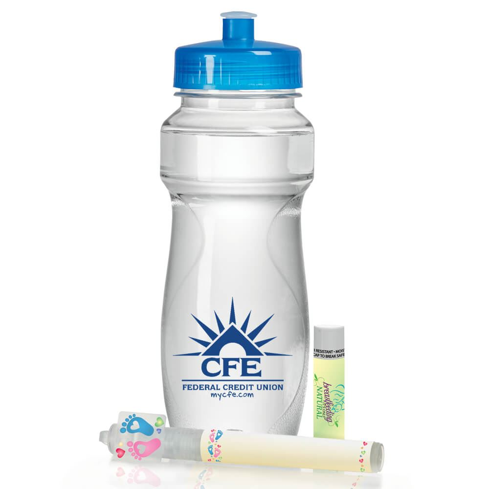 Hydration & Wellness Essentials Kit - Personalization Available
