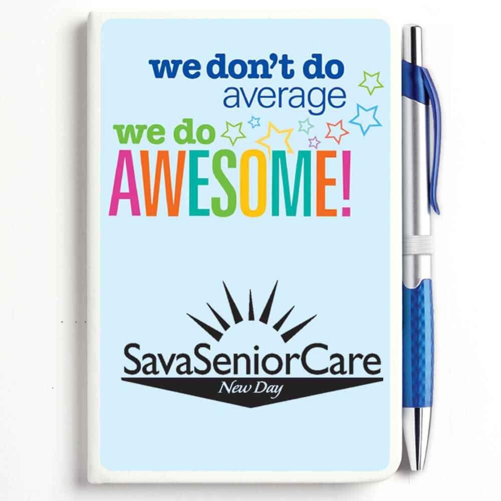 We Don't Do Average, We Do Awesome!