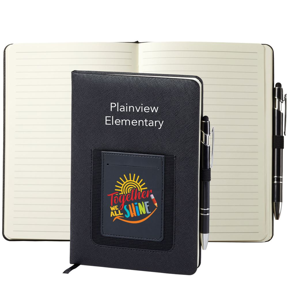 Together We All Shine Northfield Phone Pocket Journal - Personalization Available