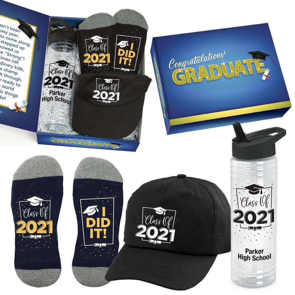 Class Of 2021 Keepsake Box - Personalization Available