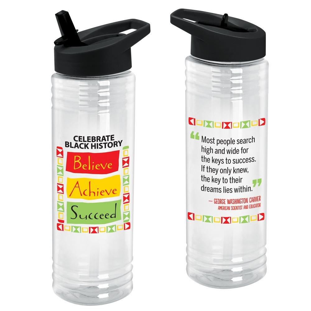 Believe, Achieve, Succeed Solara Water Bottle 24-Oz.