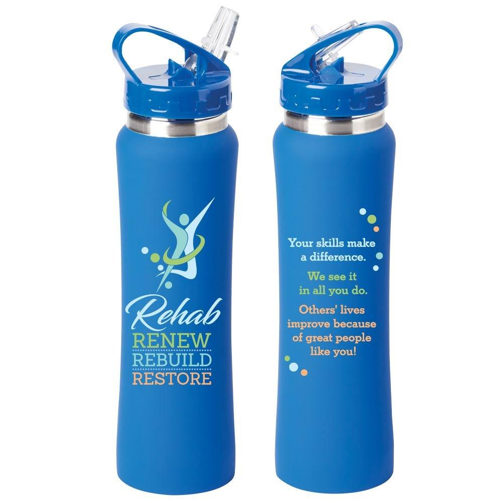 Rehab: Renew, Rebuild, Restore Lakewood Stainless Steel Water Bottle 25-Oz.