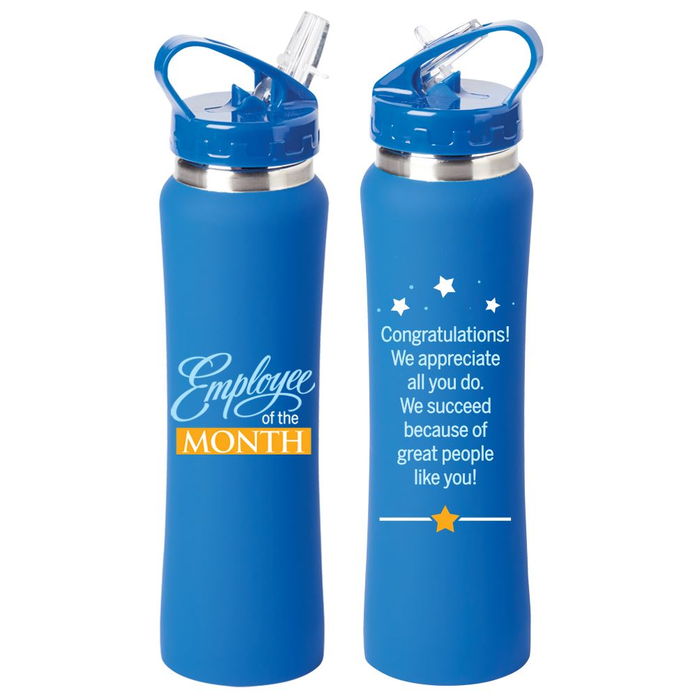 Employee Of The Month Lakewood Stainless Steel Water Bottle 25-Oz.