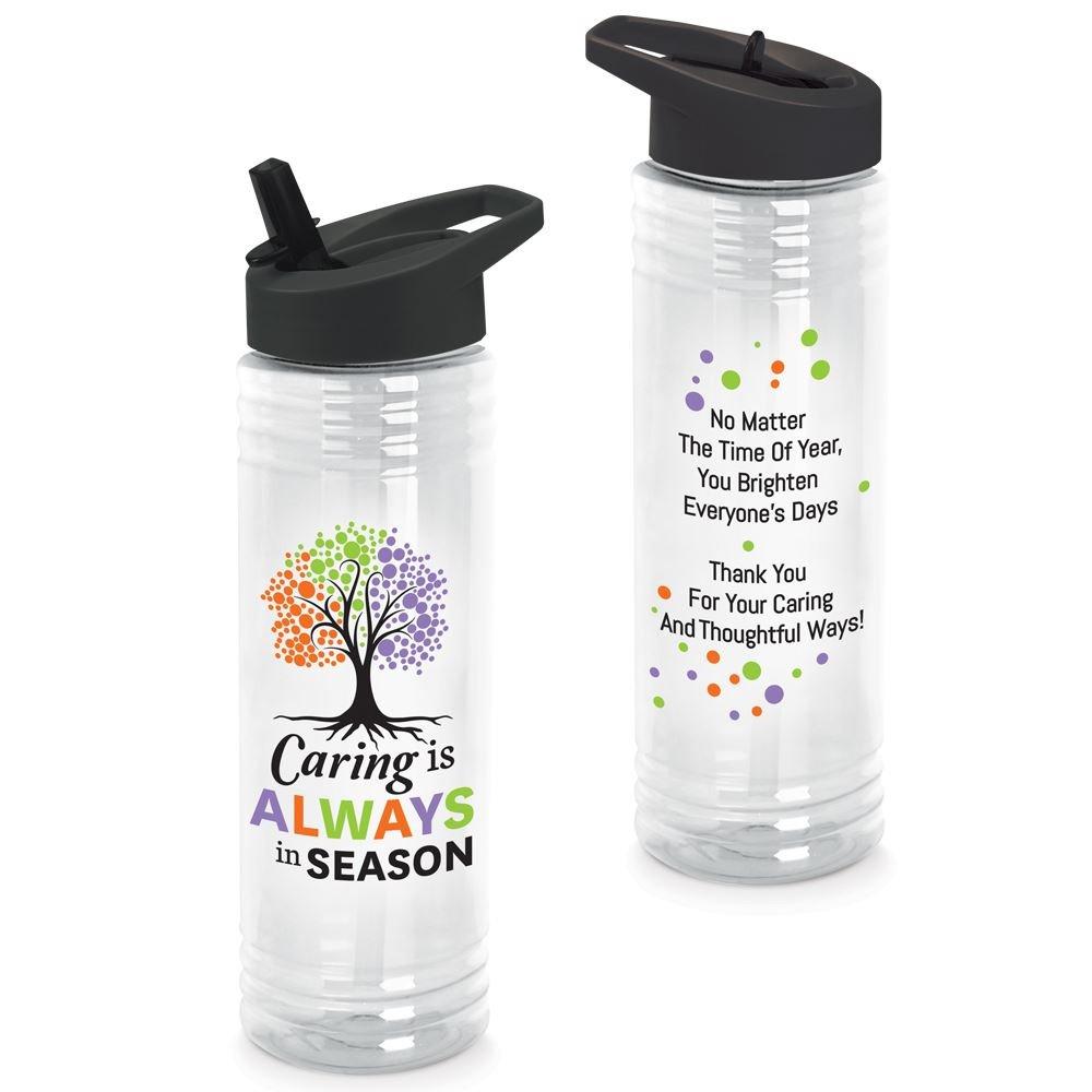 Caring Is Always In Season 24-Oz. Solara Water Bottle