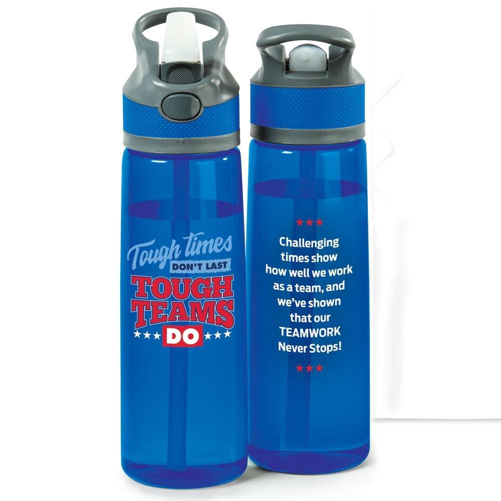 Tough Team Water Bottle