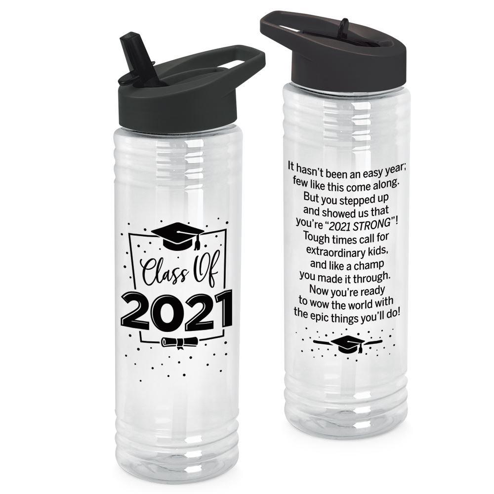 Class Of 2021 Solara Water Bottle 24-Oz.