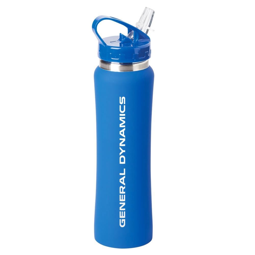 Blue Lakewood Stainless Steel Water Bottle 25-Oz. - Personalization Available