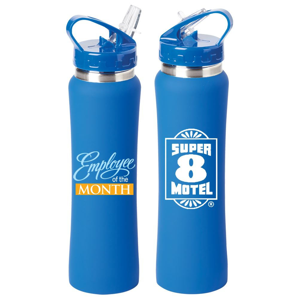 Employee Of The Month Lakewood Stainless Steel Water Bottle 25-Oz. - Personalization Available