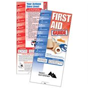 First Aid Slideguide - Personalization Available