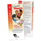 Heart Smarts: Reduce Your Risks For Heart Disease Slideguide - Personalization Available