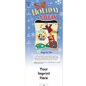 Guide To Holiday Safety Slideguide - Personalization Available