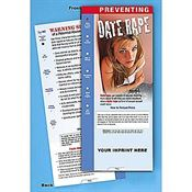 Preventing Date Rape Slideguide - Personalization Available