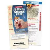 Steps To Being Smoke Free Slideguide - Personalization Available