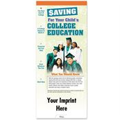 Saving For Your Child's College Education Slideguide - Personalization Available