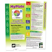 My Plate - A Guide To Good Nutrition Slideguide - Personalization Available