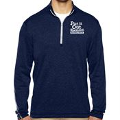 Adidas® Men's Golf Quarter-Zip Sweatshirt - Personalization Available