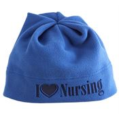 Port Authority® R-Tek® Stretch Fleece Beanie - I (Heart) Nursing