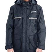 Harriton Unisex Axle Insulated Cargo Jacket