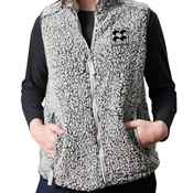 J. America® Women's Epic Sherpa Vest - Personalization Available