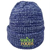 3M™ Thinsulate™ Marble Beanie With Fleece Lining - Personalization Available