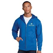 Gildan® Heavy Blend™ Full-Zip Hooded Sweatshirt: Best Selling Colors - Embroidery Personalization Available