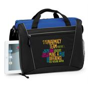 I'm Part Of The Pharmacy Team Westbury Briefcase Bag