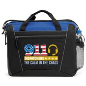 911 Dispatchers: The Calm In The Chaos Westbury Briefcase Bag