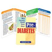 What Everyone Should Know About Pre-Diabetes Pocket Pal - Personalization Available