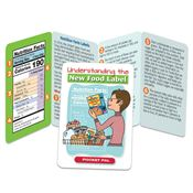 Understanding Food Labels Pocket Pal - Personalization Available