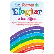 101 Formas De Elogiar A Los Hijos/101 Ways To Praise Kids Pocket Pal - Personalization Available