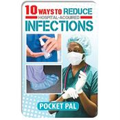 10 Ways To Reduce Hospital-Acquired Infections Pocket Pal - Personalization Available