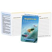 Medication Recorder Pocket Pal (Spanish) - Personalization Available