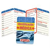 Medical I.D. Pocket Pal (Spanish) - Personalization Available