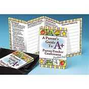 Guide To A+ Parent-Teacher Conferences Pocket Pal