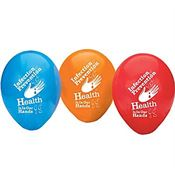 Infection Prevention: Health Is In Our Hands Balloons