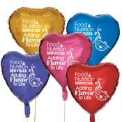 Food & Nutrition Services: Adding Flavor To Life Foil Balloons