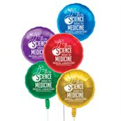 Medical Laboratory Professionals: We Are The Science Behind The Medicine Foil Celebration Balloons-Assorted