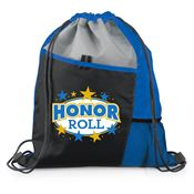 Honor Roll Drawstring Backpack