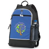 Caring Together, Touching Lives Forever Bayside Backpack